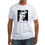 Hillary Clinton Fitted T-Shirt