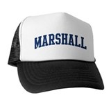 MARSHALL design (blue) Cap