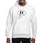 Thinking of Boxing Hooded Sweatshirt