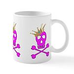 Pink Pirate Royalty Mug