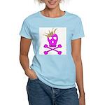 Pink Pirate Royalty Women's Light T-Shirt