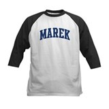 MAREK design (blue) Tee