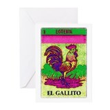 Loteria Rooster Greeting Cards (Pk of 20)