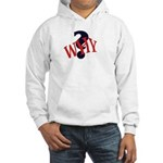 WHY? Hooded Sweatshirt