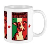 Obey the Italian Greyhound! Mug