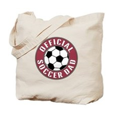 Soccer Dad -  Tote Bag