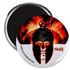 Hades, the god of the dead Round Magnet 10 pack