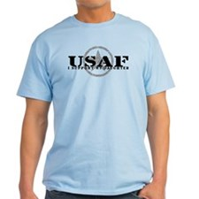 I Support My Daughter - Air Force T-Shirt
