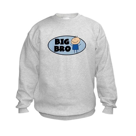 BIG BRO/Big Brother Kids Sweatshirt