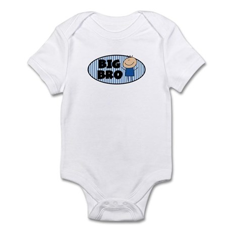 BIG BRO/Big Brother Infant Bodysuit
