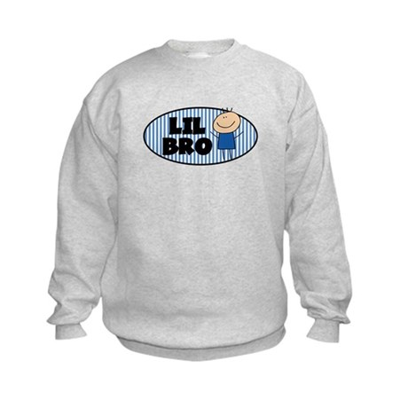LIL BRO/Little Brother Kids Sweatshirt