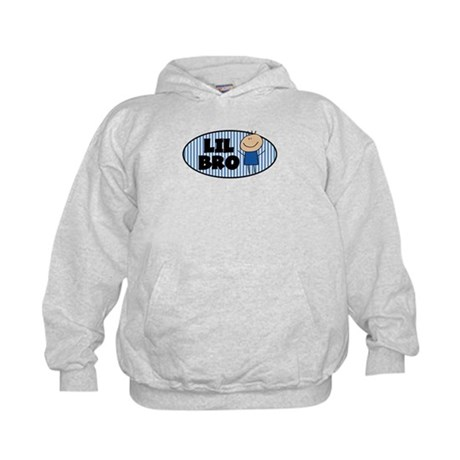 LIL BRO/Little Brother Kids Hoodie