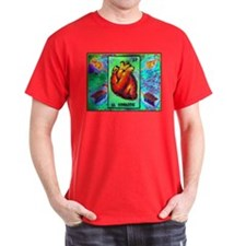El Corazon & Arrows T-Shirt