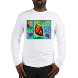 El Corazon & Arrows Long Sleeve T-Shirt