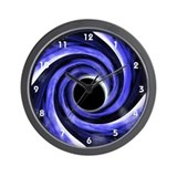 Collector's item ! &quot;Hypnotic vortex&quot; Wall Clock