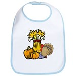 Thanksgiving Harvest Bib