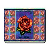 La Rosa & Friends Mousepad