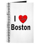 I Love Boston Journal