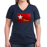 NLD BURMA FLAG Shirt