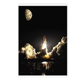 Night Launch Postcards (Package of 8)