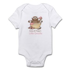 Nana & Poppy's Sweetie XMAS Infant Bodysuit