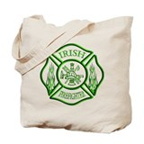 Irish Firefighter Tote Bag