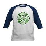 Irish Firefighter Tee