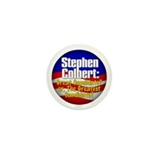Colbert '08 Mini Button