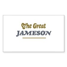 Jameson Rectangle Decal