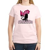 Kitty Commando Light T-Shirt
