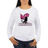 Kitty Commando T-Shirt
