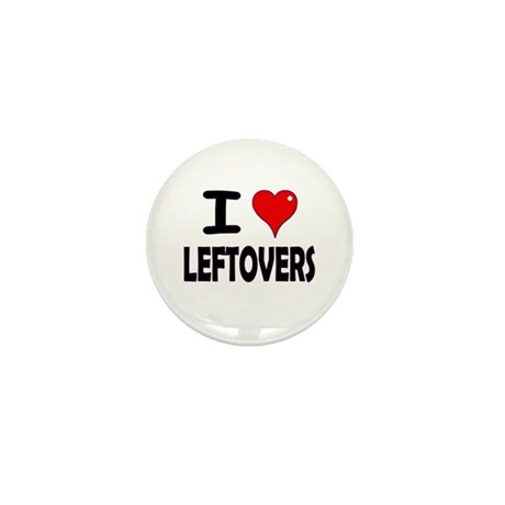 Thanksgiving Leftovers Mini Button (10 pack)