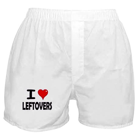Thanksgiving Leftovers Boxer Shorts
