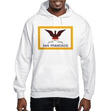 San Francisco Flag Hoodie