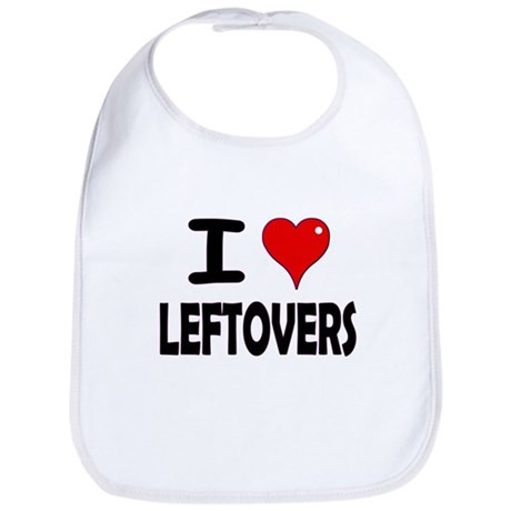 Thanksgiving Leftovers Bib