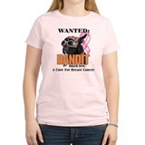 Help find a CURE 4 Cancer Women's PINK T-Shirt