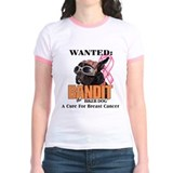 Help find a CURE 4 Cancer PINK T