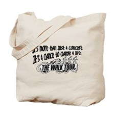 It's more than a concert Tote Bag