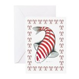 Candy Koi Greeting Cards (Pk of 20)