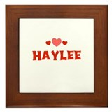 Haylee Framed Tile