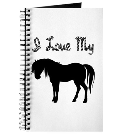 Love My Pony Journal