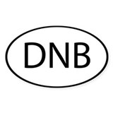 Drum n' Bass Nation Bumper Stickers