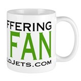 Long Suffering Jets Fan Mug