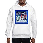 Bicycle Hooded Sweatshirt