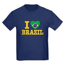 I Love Brazil T