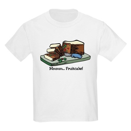 Mmmm Fruitcake Kids Light T-Shirt
