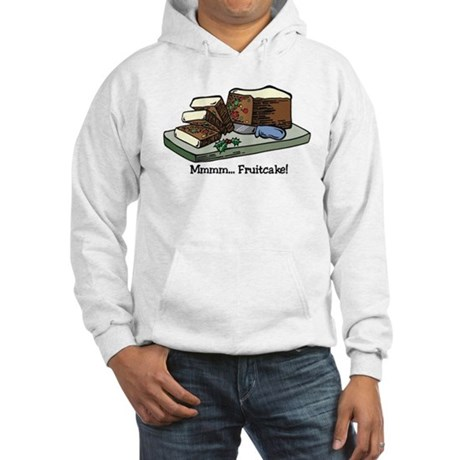 Mmmm Fruitcake Hooded Sweatshirt