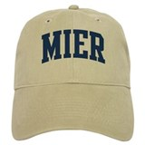 MIER design (blue) Baseball Cap