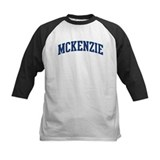 MCKENZIE design (blue) Tee