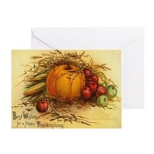 Fruits and Veggies Greeting Card